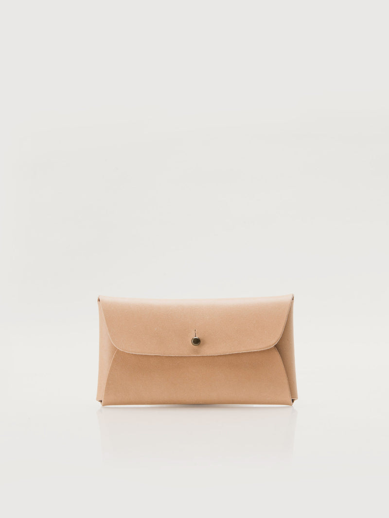 Card Pouch - Natural