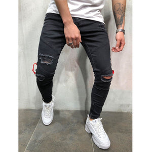 Lowe Distressed Jeans