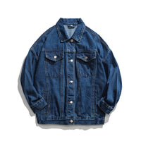 Loose Denim Jacket