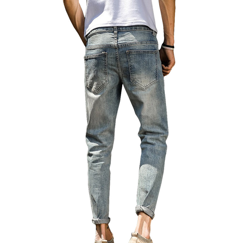 Ward Light Washed Jeans