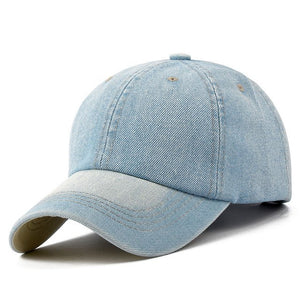 Tom Denim Cap