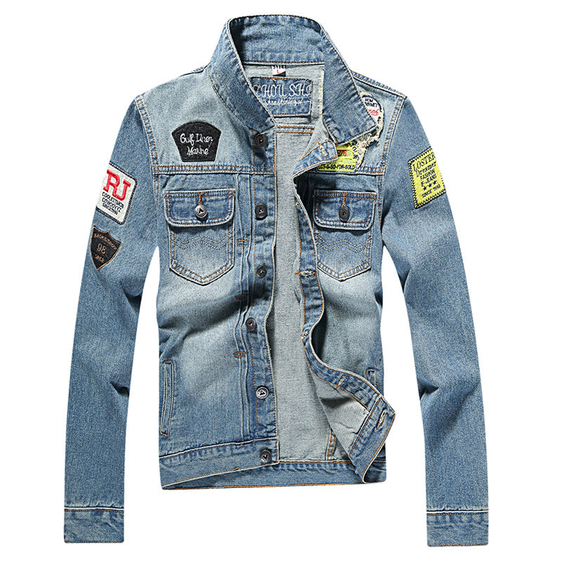 Ashton Denim Jacket
