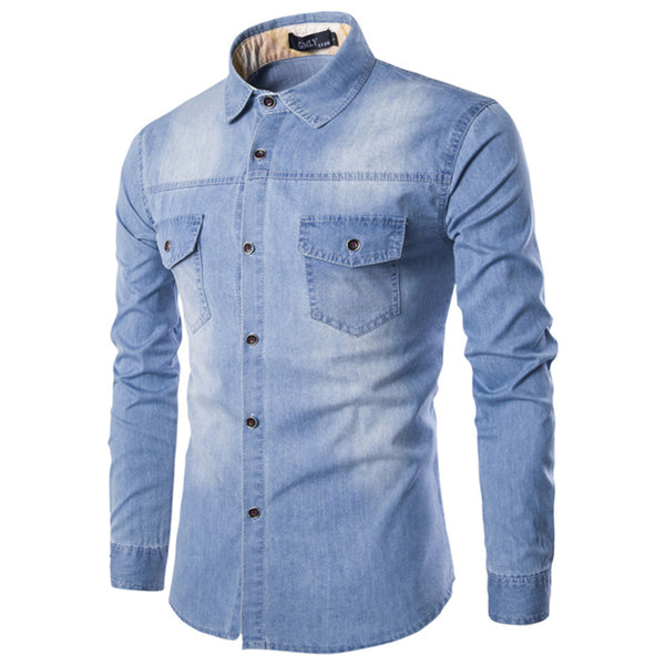 Ben Denim Shirt