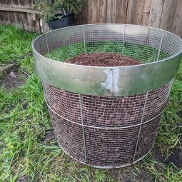 gopher baskets for plants