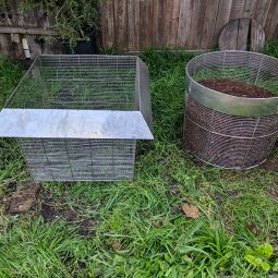 gopher wire baskets