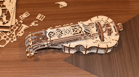 Hurdy Gurdy Model Building Kit