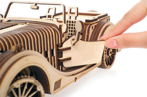 The Ranger Roadster Wooden Building Kit