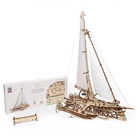 Trimaran building kit