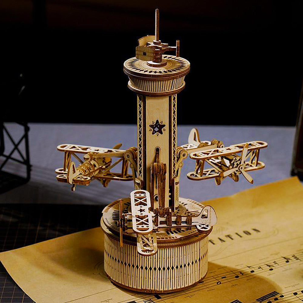 Air Traffic Control Music Box Kit