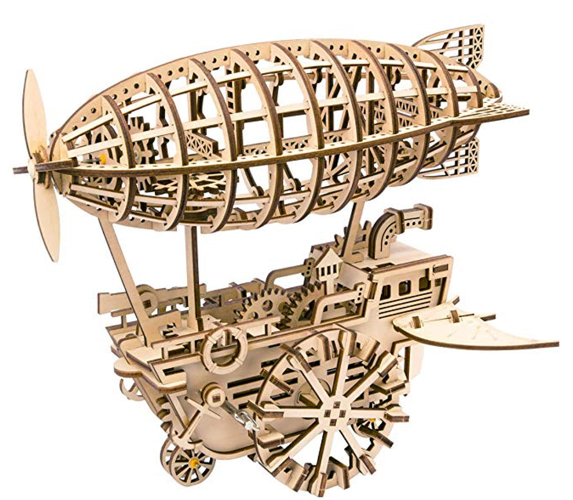 Mechanical Airship Model Building Kit