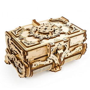 Mechanical Antique Box Kit