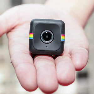 Mini Cube Eye ® - Retro HD Video Camera