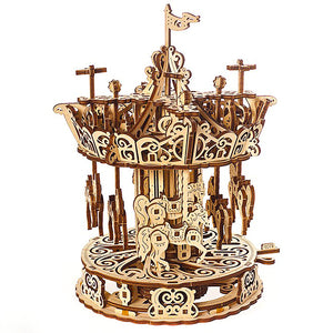 The Carousel Model Kit