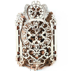 Hanging Mechanical Pendulum Clock Kit