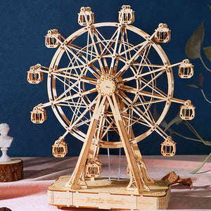 The Crown - Mechanical Ferris Wheel