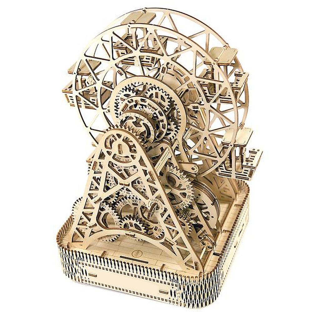 Mechanical Ferris Wheel Building Kit
