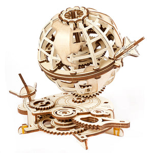 The Mechanical Globus