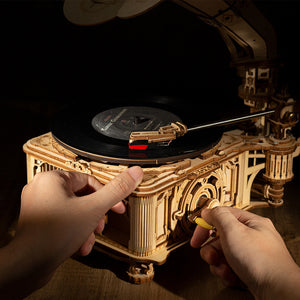 Mechanical Gramophone Kit
