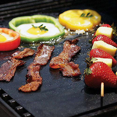 BBQ Reusable Grill Mat