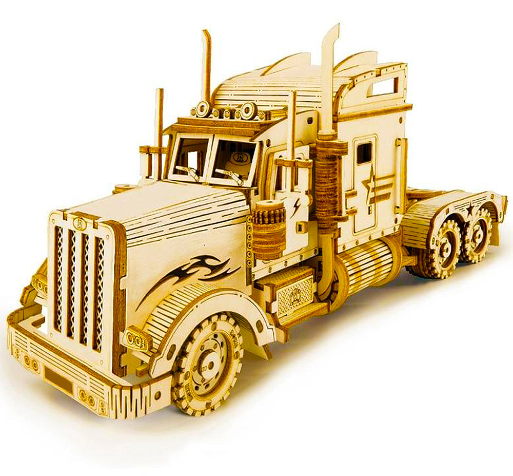 Iron Primus - Miniature Heavy Truck