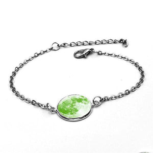 Luminous Moon Bracelet (Glow in the dark)