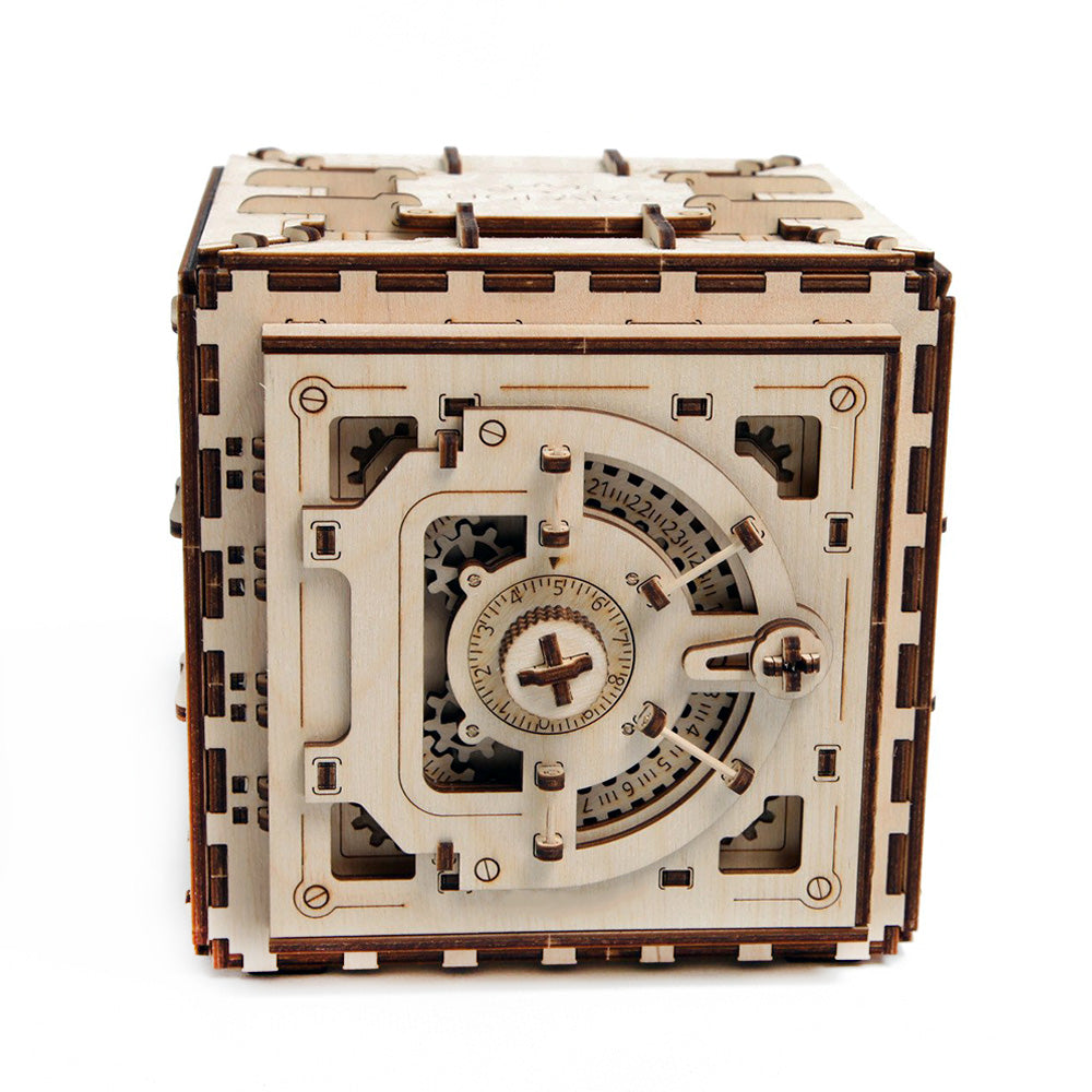 Mechanical Vault Building Kit
