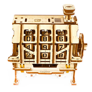 Mechanical 3-Digit Counter