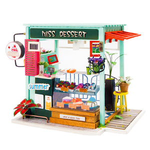 Miniature Summer Dessert Bar