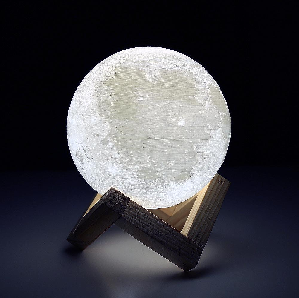 Éclipse ® - The Original USB Moon Lamp