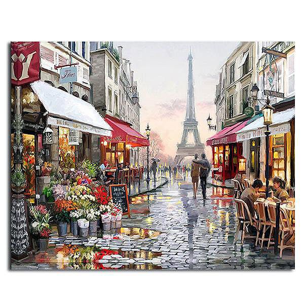 Paint My Paris