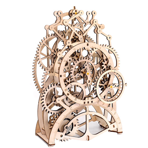 Mechanical Pendulum Clock Building Kit