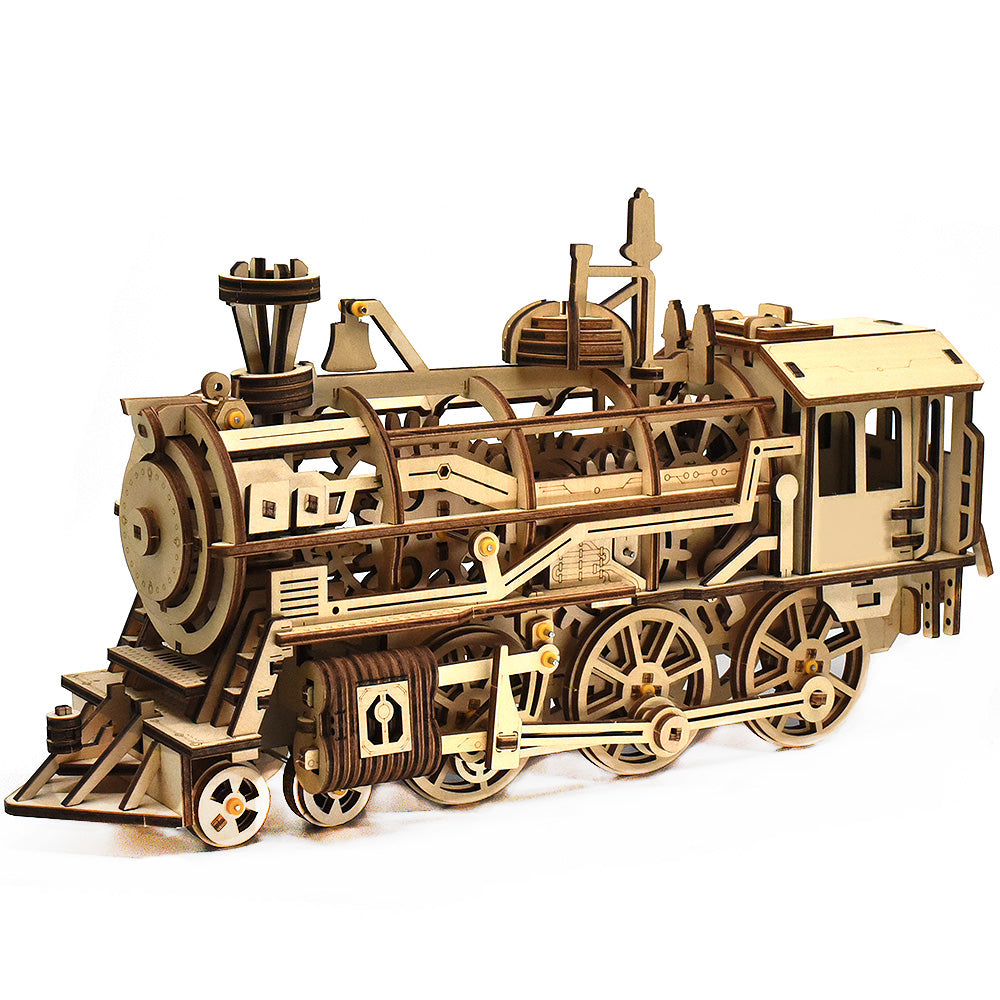 The Polaris Express Train Model Building Kit