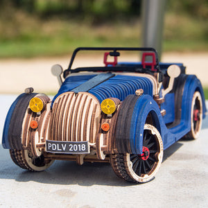 The Ranger Roadster Building Kit
