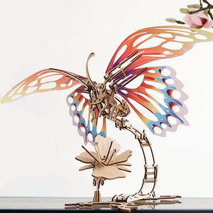 Mechanical Butterfly Model Kit