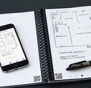 Everlast ® - The Smart Reusable Notebook