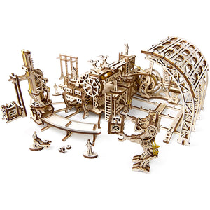 Mechanical Robot Factory Model Kit