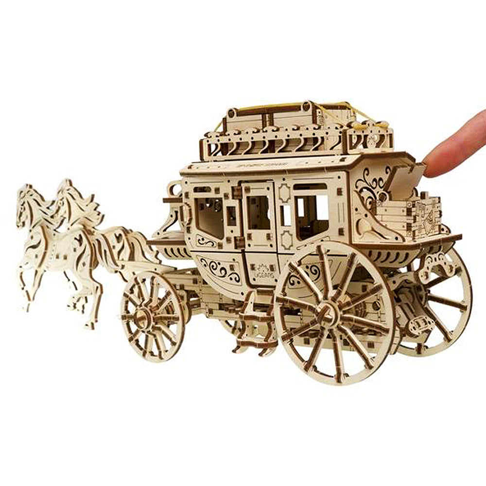 Mechanical Stagecoach