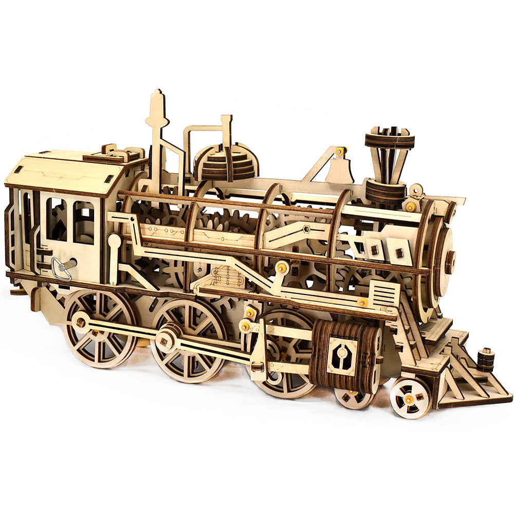The Polaris Express Train Model Kit