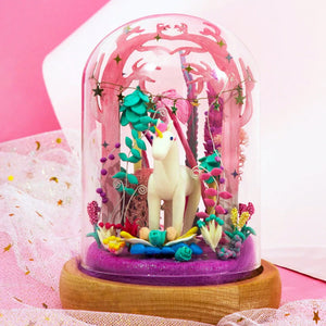 Whimsical Miniature Clay Model Kits