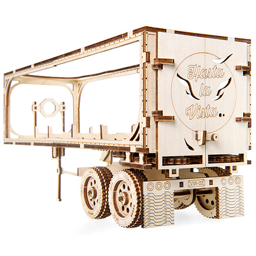 Heavy Truck Building Kit