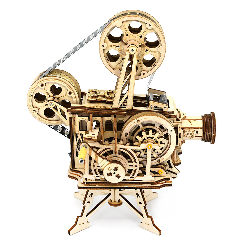Mechanical Vitascope Model Building Kit