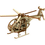 Whirlybird - Mechanical Helicopter
