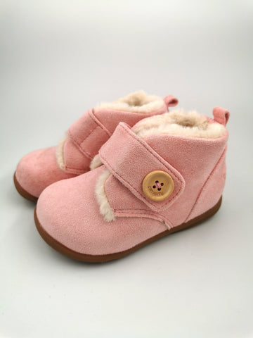 Crtartu Pink Winter Boot