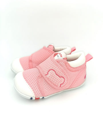Crtartu Pink Teddy Takkies - Stage 1