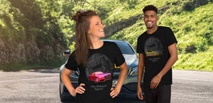 t shirts voiture