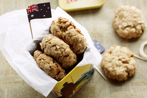 Make It Yourself: ANZAC Biscuits