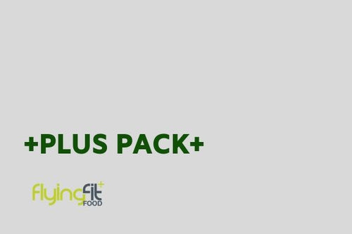 +PLUS PACK 500G MEALS (5 MEALS)