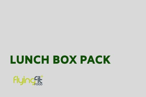 LUNCH BOX PACK (5 MEALS)