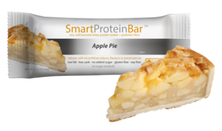 Apple Pie Protein Bar