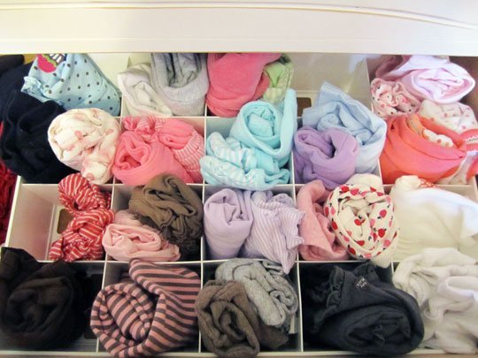 7 Perfect Ideas How To Organize Your Baby S Clothes Minimini Store